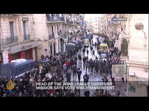 Inside Story - Is Algeria immune to the 'Arab Spring'?