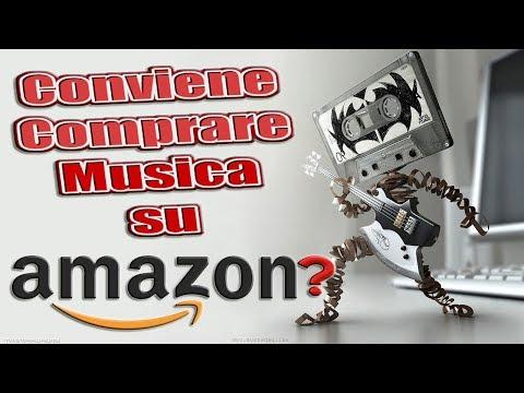 Conviene Comprare Musica su Amazon?