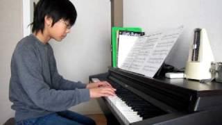 シューマン「異国の人」(「Fremder Mann」Schumann op.68-29).MOV