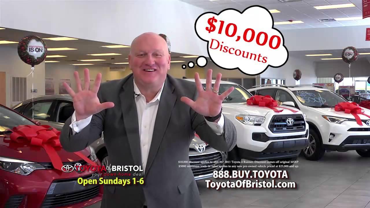 Toyota Of Bristol Youtube