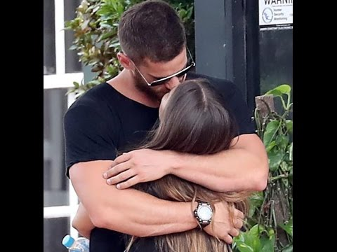 Dan Ewing girlfriend Kat Risteska Kiss Hot - 2017