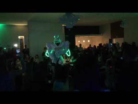 Robô Uai  Workshop casamento sem segredo GV  Quênia Lucas
