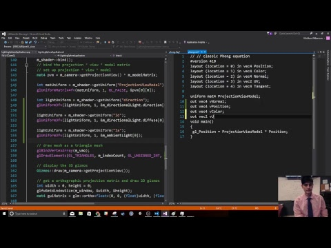 AIE Lafayette Programming Stream