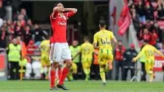 Benfica 2:3 Tondela