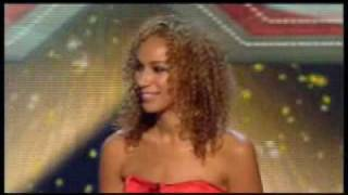 Leona Lewis ~ Lady Marmalade ~ 25.11.2006  (Week 7) The 2006 XFactor