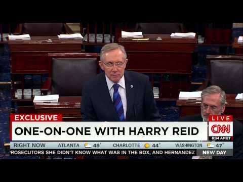 Harry Reid Justifies Lying About Romney from Senate Floor: