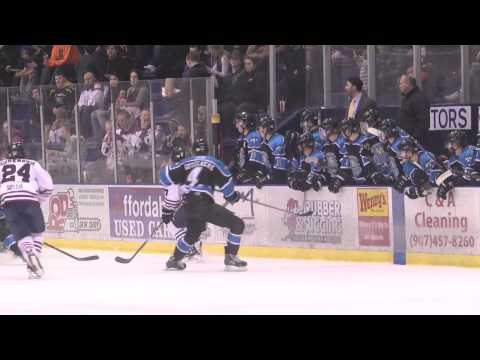 WENATCHEE WILD VS ICE DOGS GM1 01 23 2015