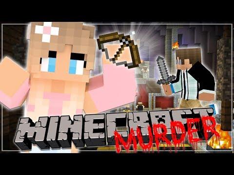 SAVING THE DAY!! |Minecraft Murder Mystery (Ep. 1)