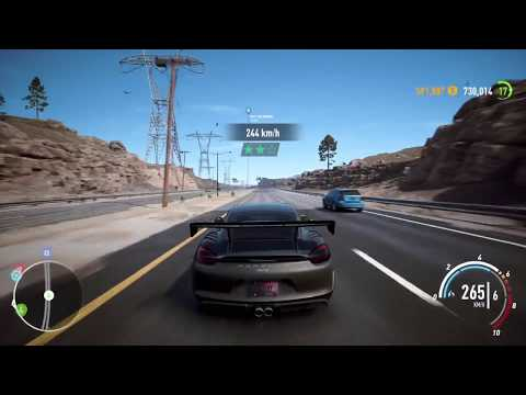 Need for Speed Payback PS4 Pro 1080p Supersampling and Boost mode Enabled!