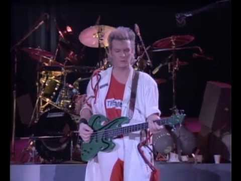 Yes - Owner of a Lonely Heart - Live 1984.wmv