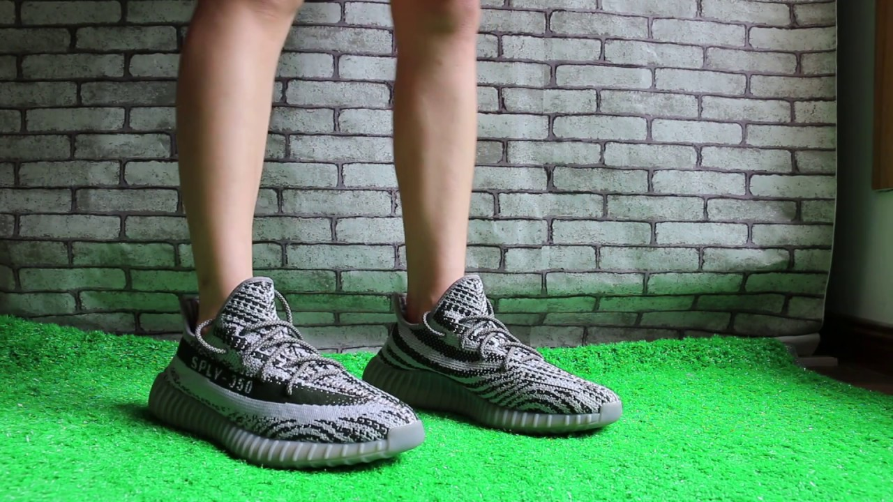 High Yeezy boost 350 v2 'Zebra' cp9654 full sizes uk Glow In The Dark