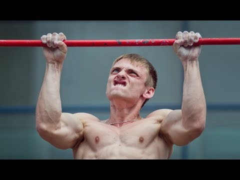The Muscle Up KING - Max True