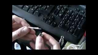 E-cigareta Vymena knotu