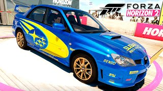 FORZA HORIZON 2 #78 | Subaru Impreza WRX STI 2005 / 2015 | STORM ISLAND DLC