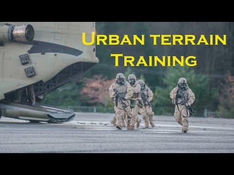 Military Operations on Urban Terrain Training