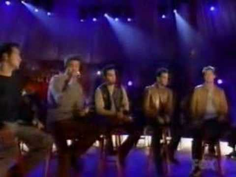 Nsync - You Don't Have to be Alone
