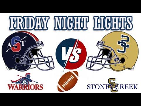 Southfield A&T -VS- Stoney Creek / VARSITY