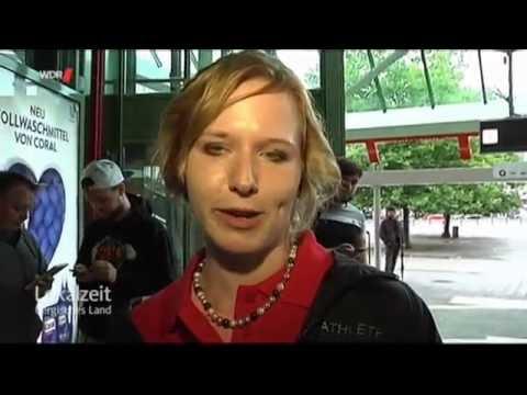 Lokalzeit Bergisches Land Pokemon-Go an der Schwebebahn