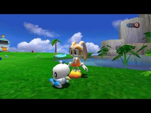 SA2: Cream The Rabbit By Niment