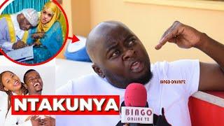 Mwijaku;Diamond Akimuoa Tanasha Nakunya Mafungu/McPilipili katutilia Aibu wanaume