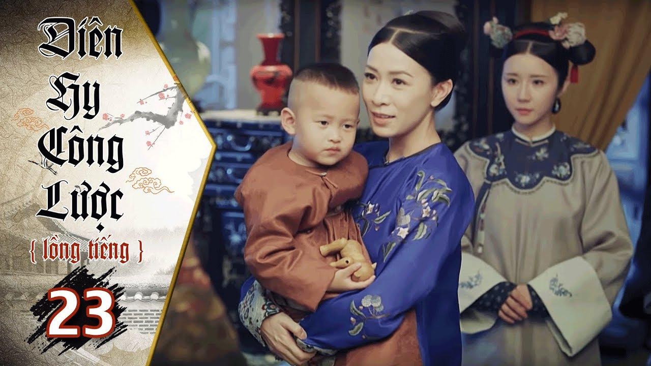 image Diên Hy Công Lược - Tập 23 (Lồng Tiếng) | Phim Bộ Trung Quốc Hay Nhất 2018 (17H, thứ 2-6 trên HTV7)