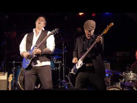 Big Wolf Band live in Bilston at The Robin 2 (rover cam 2)