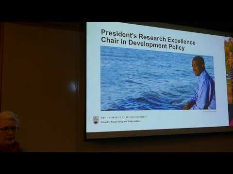 The UBC School of Public Policy and Global Affairs: leadership through engagement