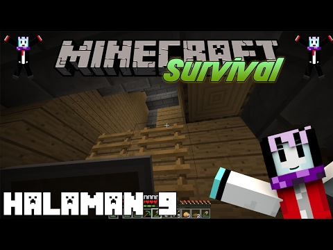HOME MANIS HOME | Minecraft Survival Indonesia Nostalgia | Halaman 9