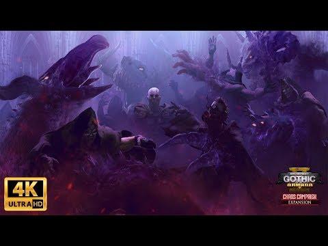 ► BATTLEFLEET GOTHIC: ARMADA 2 Story - All Cutscenes Full Movie 2019 (4K) CHAOS CAMPAIGN