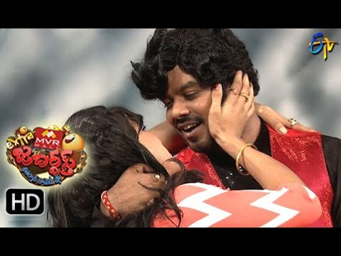 Sudigaali Sudheer Performance | Extra Jabardasth | 29th September 2017| ETV  Telugu