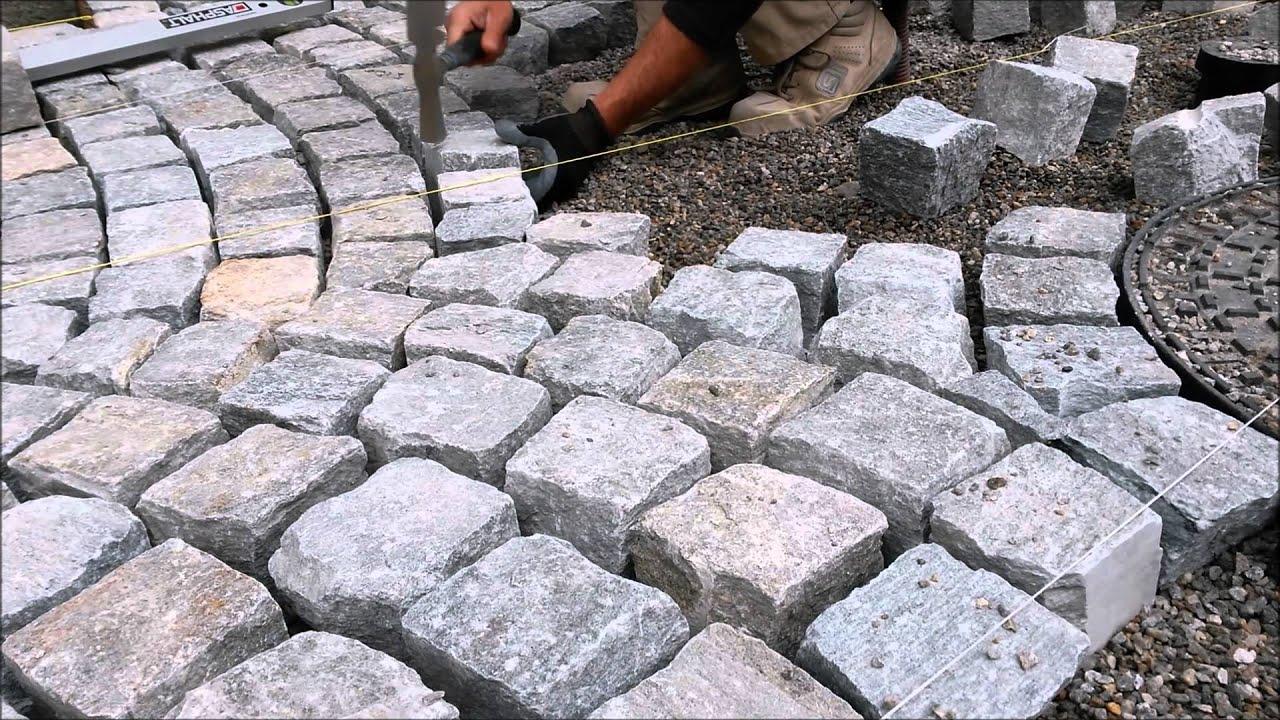 Pavimento In Pietra Di Luserna : Plm pavimento in pietra di luserna in sampietrini e posa di