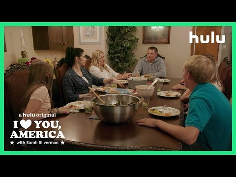 Sarah Has Dinner With a Conservative Mormon Family  I Love You, America on Hulu