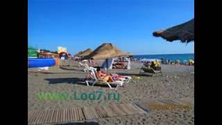 видео Лазаревское частный сектор 2017 - 2018 Цены на отдых без посредников у моря в Лазаревском, недорого, отзывы 2016