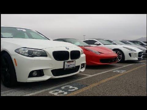 Luxury Wholesale Car Auctions