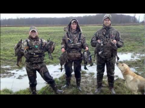Ohio and wyoming duck hunting youtube for Wyoming out of state fishing license