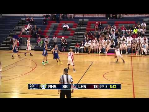 Liberty vs Rampart Girls Basketball - Full Game