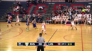 Liberty vs Rampart Girls Basketball - Full Game