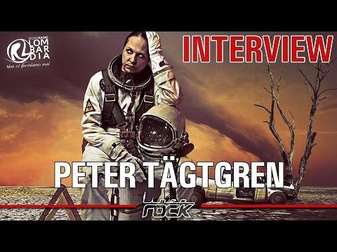 PAIN - Peter Tägtgren - interview @Linea Rock 2016 by Barbara Caserta