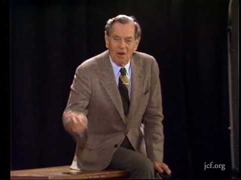 Joseph Campbell — The Laws of God and Man