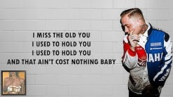 Blackbear - i miss the old u (Lyrics)