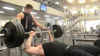 Bench Press - 355 LBS - 1 REP