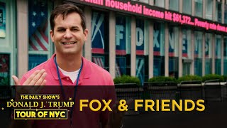 The Daily Show's Donald J. Trump Tour of NYC - Fox & Friends