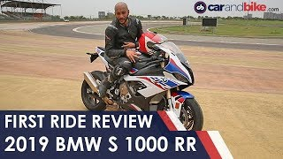 2019 BMW S 1000 RR First Ride Review | NDTV carandbike