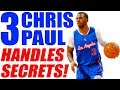 How To Dribble Like CHRIS PAUL! NBA Ball Handles Secrets