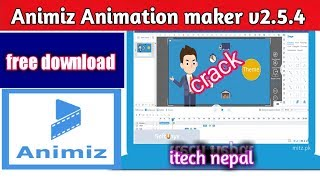 Animiz Animation Maker free for lifetime