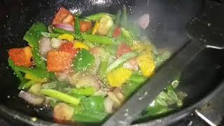 Chicken Koli || Chicken Green Onion ||An innovative way to prepare Chicken