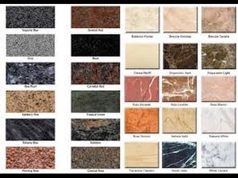 M rmore e granito saiba a diferen a youtube for Tipos de granito para mesada