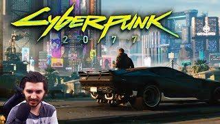 Cyberpunk 2077 Trailer Reaction! - E3 2018 Microsoft Xbox Press Conference