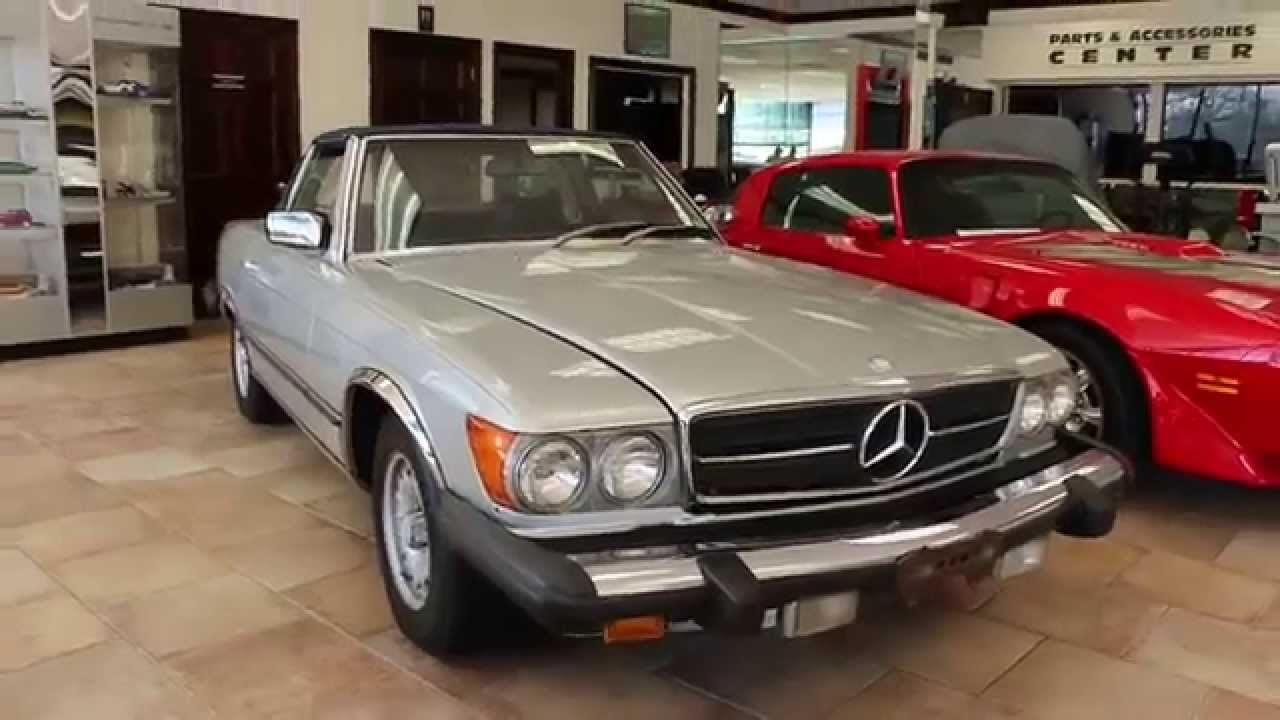 1978 mercedes benz 450sl for sale two tops beautiful for 1978 mercedes benz 450sl