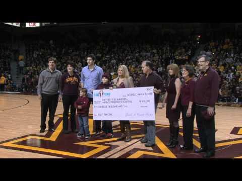 Fisher Family Donates $500,000 To Fight FA